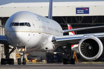 HZ-AK22 - Saudi Arabian Airlines Boeing 777-300ER