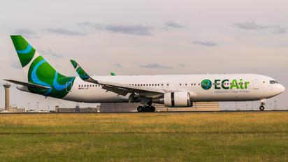 HB-JJF - EC Air - Equatorial Congo Airlines Boeing 767-300ER