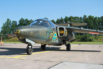 60123 - Sweden - Air Force SAAB SK 60