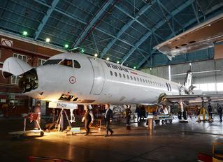 EP-CFP - Iran Air Fokker 100