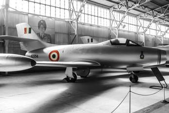 IC-554 - India - Air Force Dassault Ouragan
