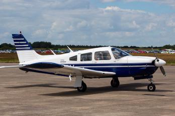 G-BHEV - Private Piper PA-28 Arrow