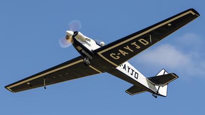 G-AYJD - Private Fournier RF-3