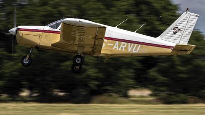 G-ARVU - Private Piper PA-28 Cherokee
