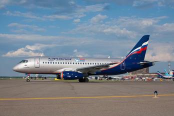RA-89023 - Aeroflot Sukhoi Superjet 100