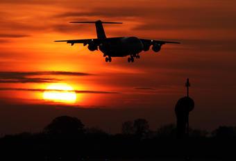EI-RJA - CityJet British Aerospace BAe 146-200/Avro RJ85