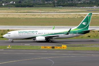 YI-AST - Iraqi Airways Boeing 737-800