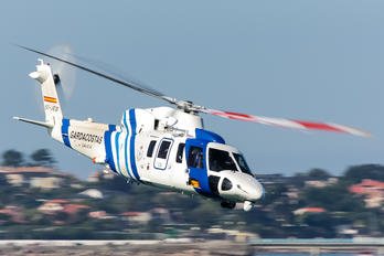 EC-JES - Spain - Coast Guard Sikorsky S-76B