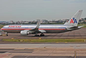 N354AA - American Airlines Boeing 767-300ER