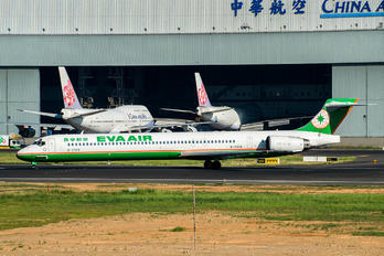 B-17918 - Eva Air McDonnell Douglas MD-90