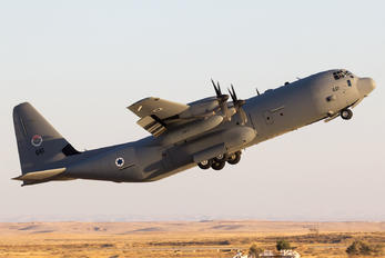 661 - Israel - Defence Force Lockheed C-130J Hercules