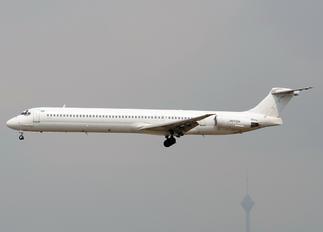 UR-CKN - Bravo Air McDonnell Douglas MD-83