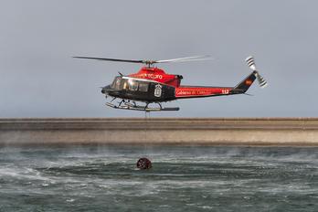 EC-JFQ - INAER - Gobierno de Canarias Bell 412SP