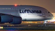 D-AIMJ - Lufthansa Airbus A380 aircraft
