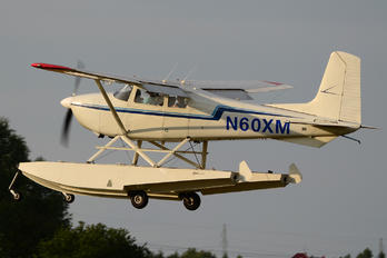 N60XM - Private Cessna 180 Skywagon (all models)