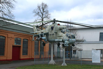 9834 - Germany - Air Force Mil Mi-24P
