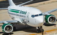 D-AGEL - Germania Boeing 737-700 aircraft
