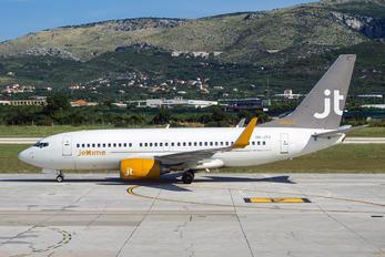 OH-JTV - Jet Time Boeing 737-700