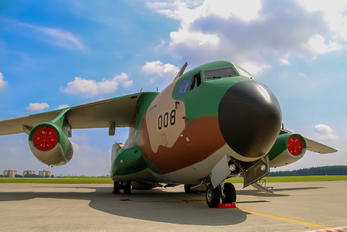 58-1008 - Japan - Air Self Defence Force Kawasaki C-1