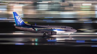 JA05AN - ANA - All Nippon Airways Boeing 737-700