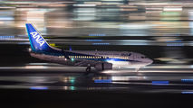 JA05AN - ANA - All Nippon Airways Boeing 737-700 aircraft