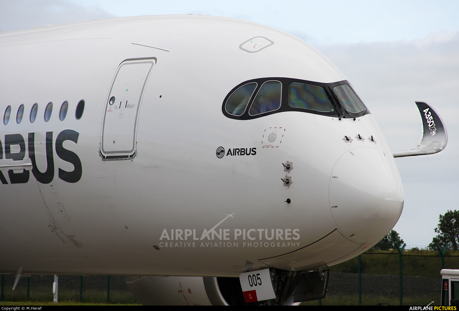 Airbus Industrie F-WWYB aircraft at Dublin