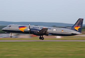 G-BTPH - West Atlantic British Aerospace ATP