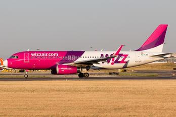 HA-LWS - Wizz Air Airbus A320
