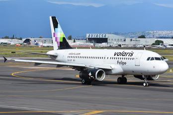 XA-VOF - Volaris Airbus A319