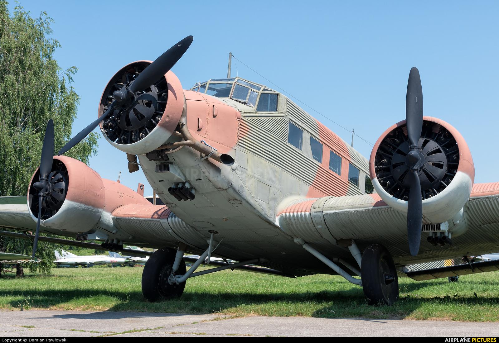 Germany - Air Force 4V-GH aircraft at Kraków, Rakowice Czyżyny - Museum of Polish Aviation