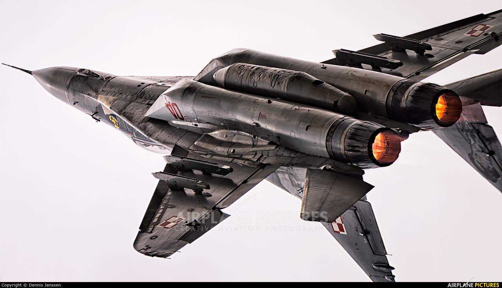 Poland - Air Force 56 aircraft at Fairford
