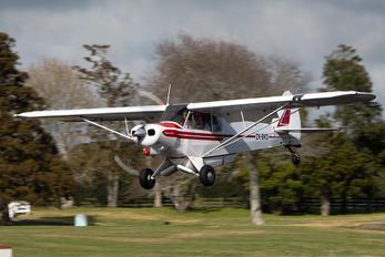 ZK-BKD - Private Piper PA-18 Super Cub