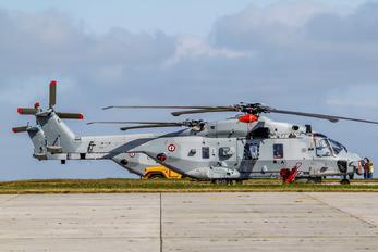 11 - France - Navy NH Industries NH90 NFH