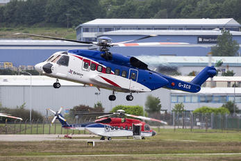 G-XCII - Bristow Helicopters Sikorsky S-92