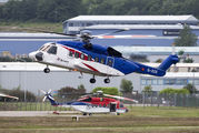 G-XCII - Bristow Helicopters Sikorsky S-92 aircraft