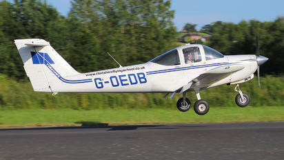 G-OEDB - Private Piper PA-38 Tomahawk