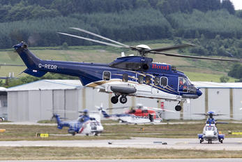G-REDR - Bond Offshore Helicopters Eurocopter EC225 Super Puma
