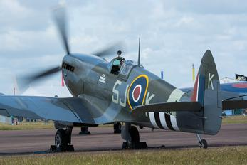 MK358 - Royal Air Force Supermarine Spitfire