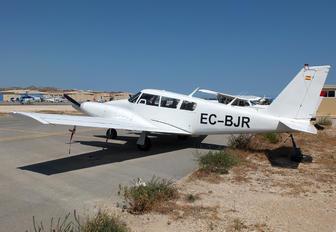 EC-BJR - Private Piper PA-30 Twin Comanche