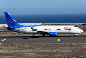 OO-CAN - Jetairfly (TUI Airlines Belgium) Boeing 737-800