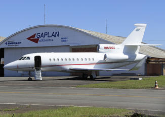 N940CL - Private Dassault Falcon 900 series