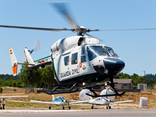 HU.22-06 - Spain - Guardia Civil MBB BK-117