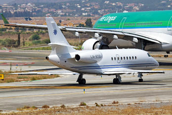LN-RTG - Rely AS Dassault Falcon 2000 DX, EX