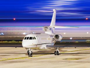 N789ZZ - Private Dassault Falcon 900 series
