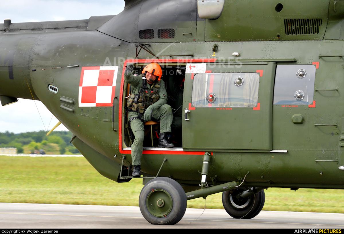 Poland - Air Force 0501 aircraft at Dęblin