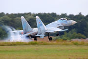 710 - Gromov Flight Research Institute Sukhoi Su-35 aircraft