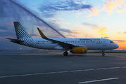 EC-MFN - Vueling Airlines Airbus A320 aircraft