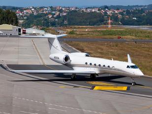 N550A - Wells Fargo Bank Northwest Gulfstream Aerospace G-V, G-V-SP, G500, G550