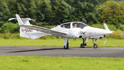 G-SUEI - Private Diamond DA42