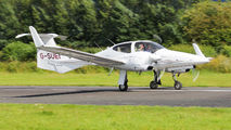 G-SUEI - Private Diamond DA42 aircraft
